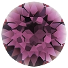 Swarovski 1028 Xilion Pointed Back Chaton PP7 Amethyst (1,440 Pieces)